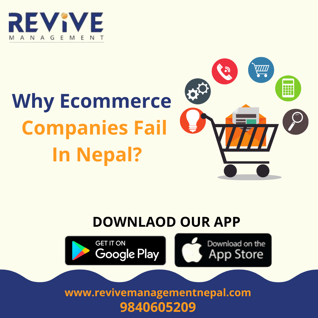 Why Ecommerce Companies Fail In Nepal ?