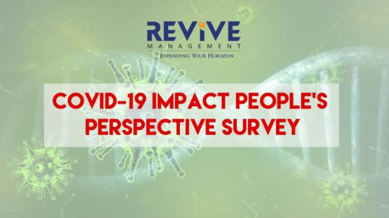 COVID-19 IMPACT PEOPLE'S PERSPECTIVE SURVEY