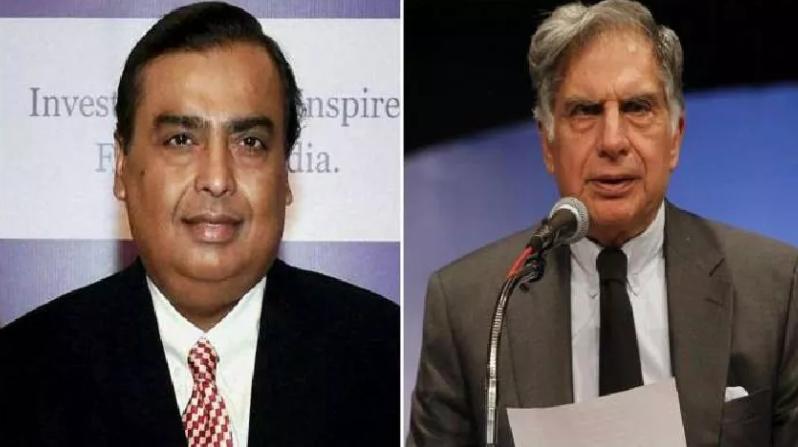भारतमा दुई कम्पनीहरु रिटेल वारमा, अम्बानीको रिलायन्सलाई टक्कर दिन टाटा कसरी 'मुभ' गर्ला?