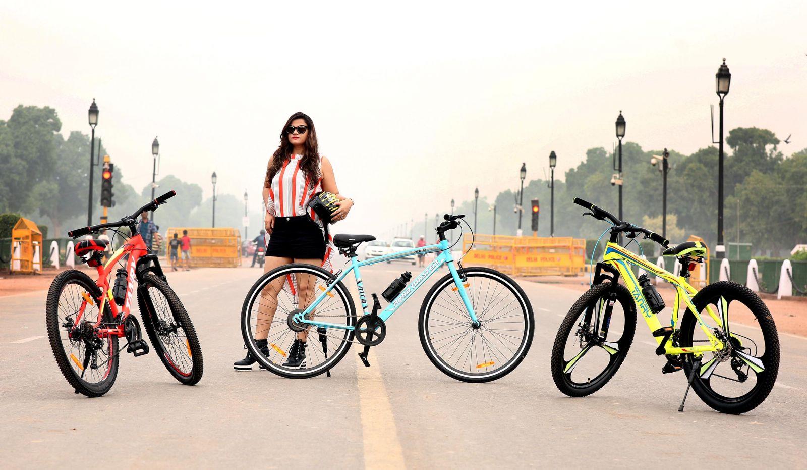 भारतमा साइकल माग अभूतपूर्व, 'प्री-बुकिङ' गर्दै पालो कुर्दै , ५ महिनामै ४२ लाख थान बिक्री