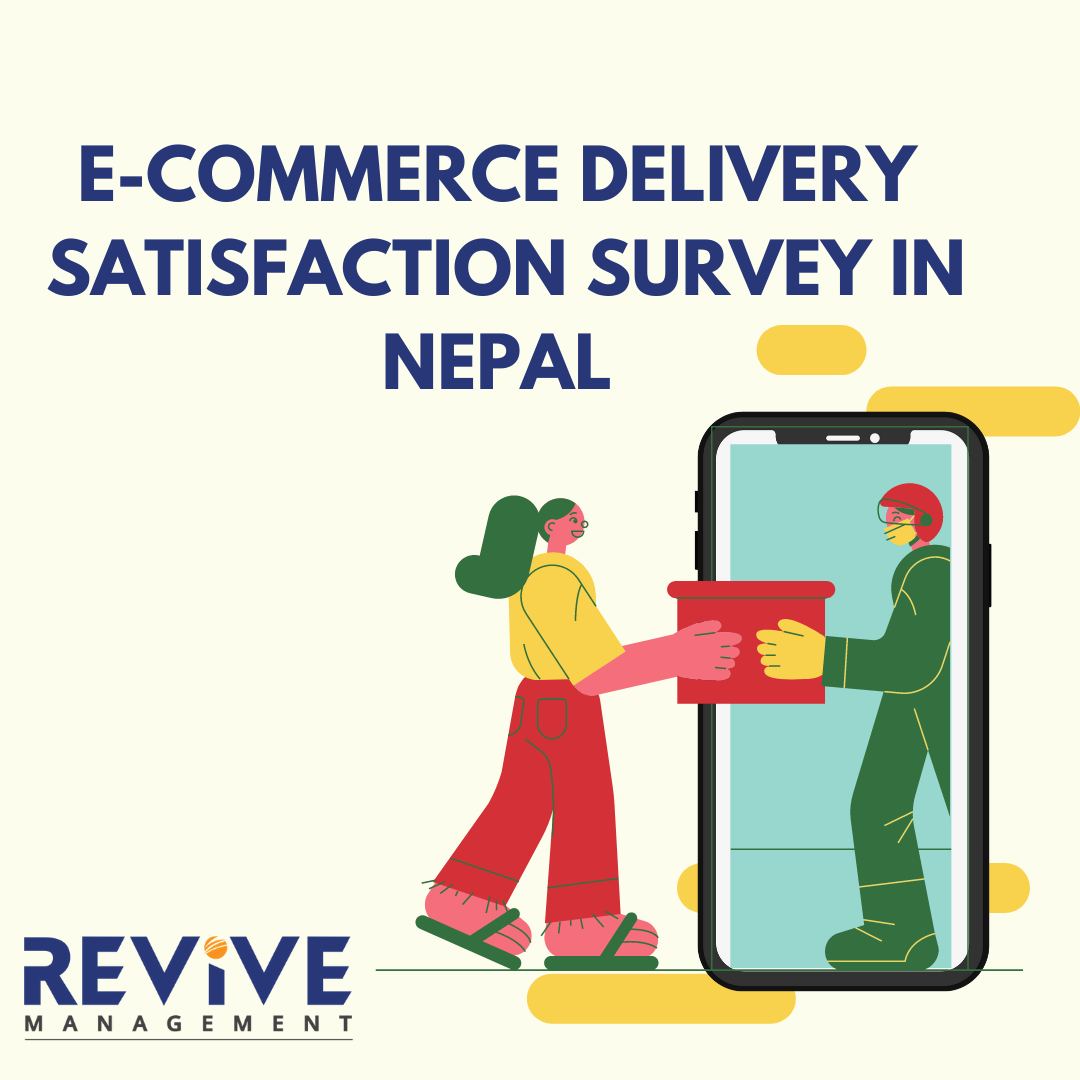 E-commerce Delivery Satisfaction Survey In Nepal