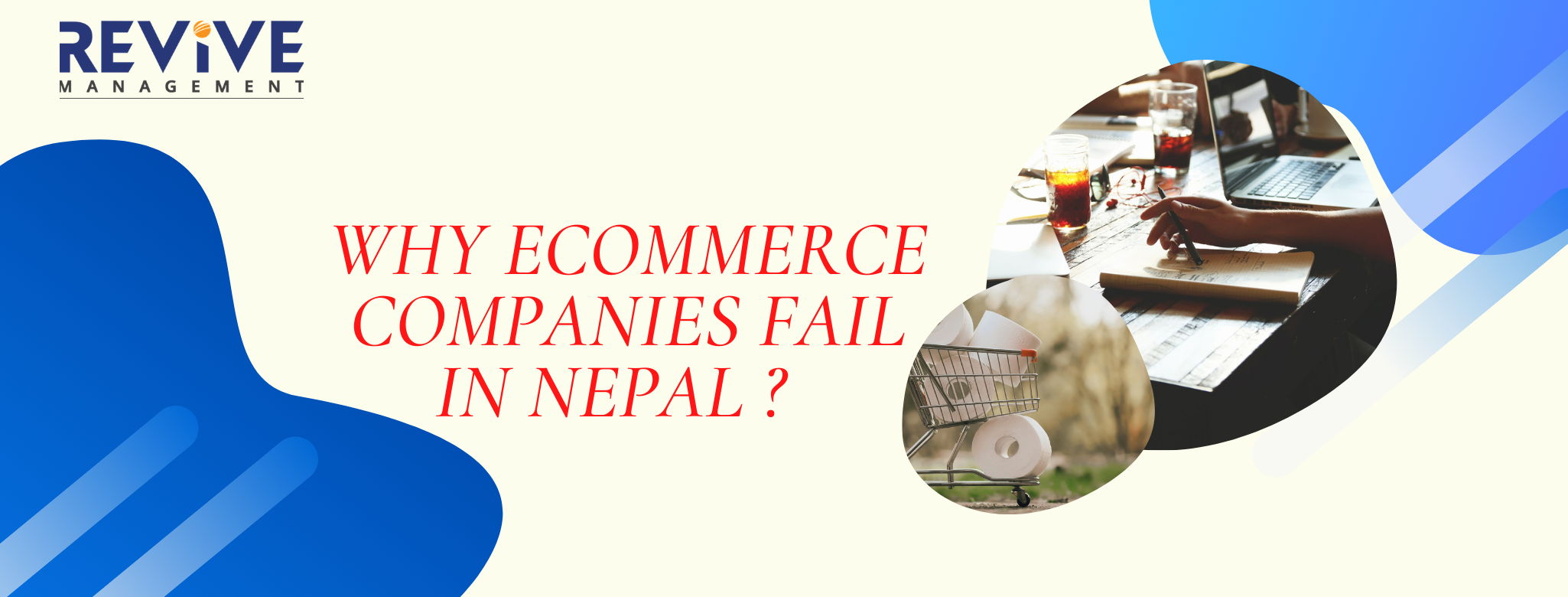 Why E-commerce Companies Fail in Nepal ?