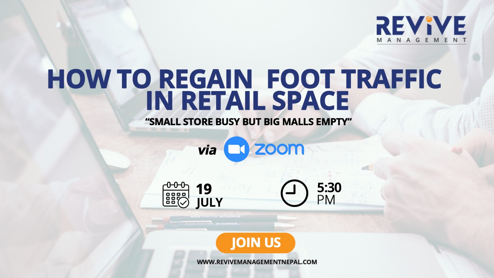 How to Regain Foot Traffic in Retail Space