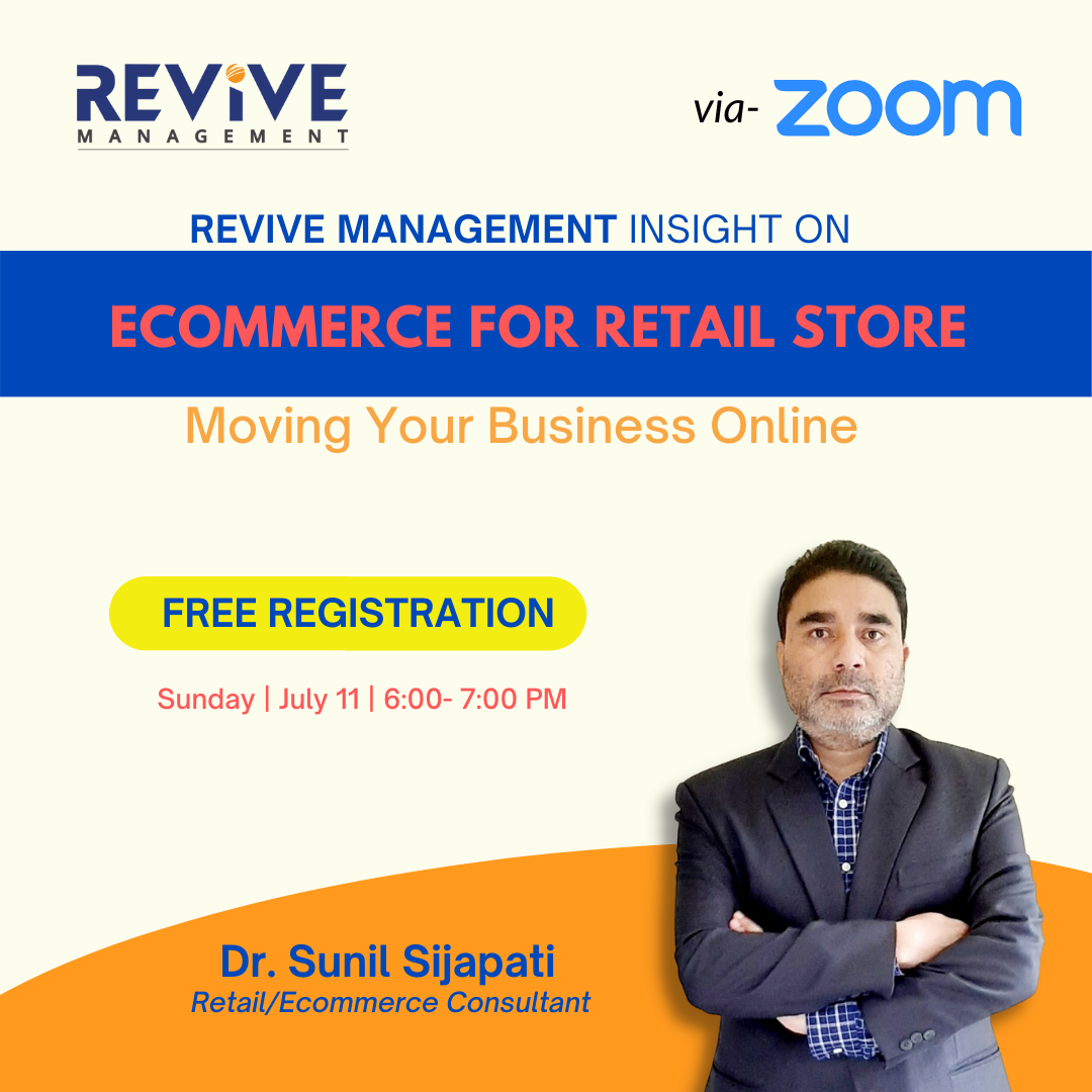 Ecommerce for Retail Store