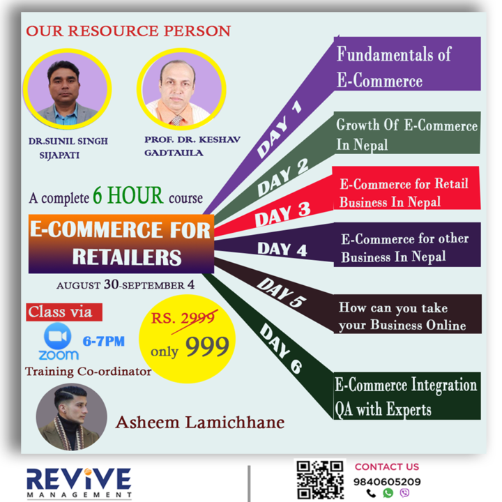 E-commerce for Retailers