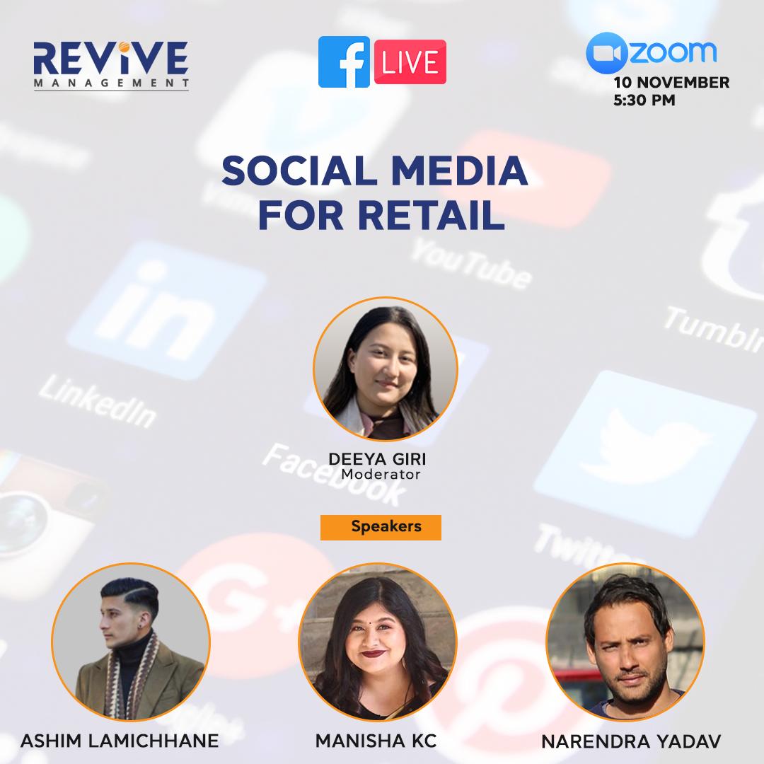 Social Media For Retailer
