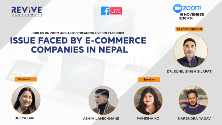 Issue Faced by E-commerce companies in Nepal