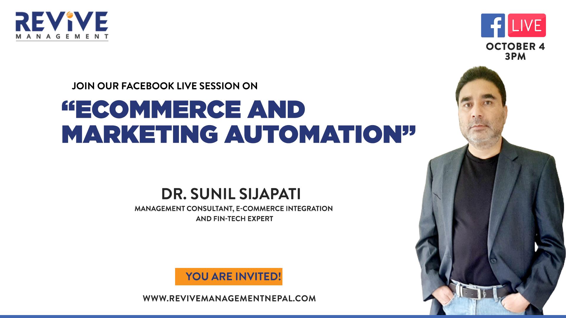 Ecommerce and Marketing Automation