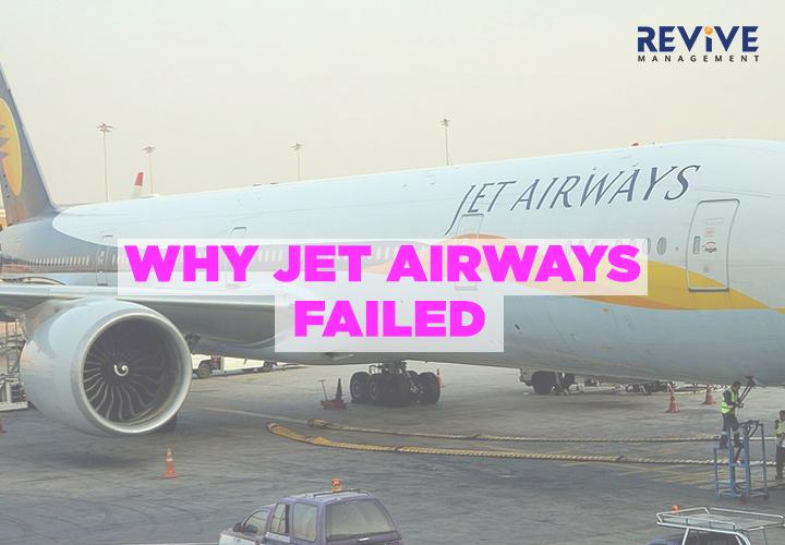 Why JET Airways failed