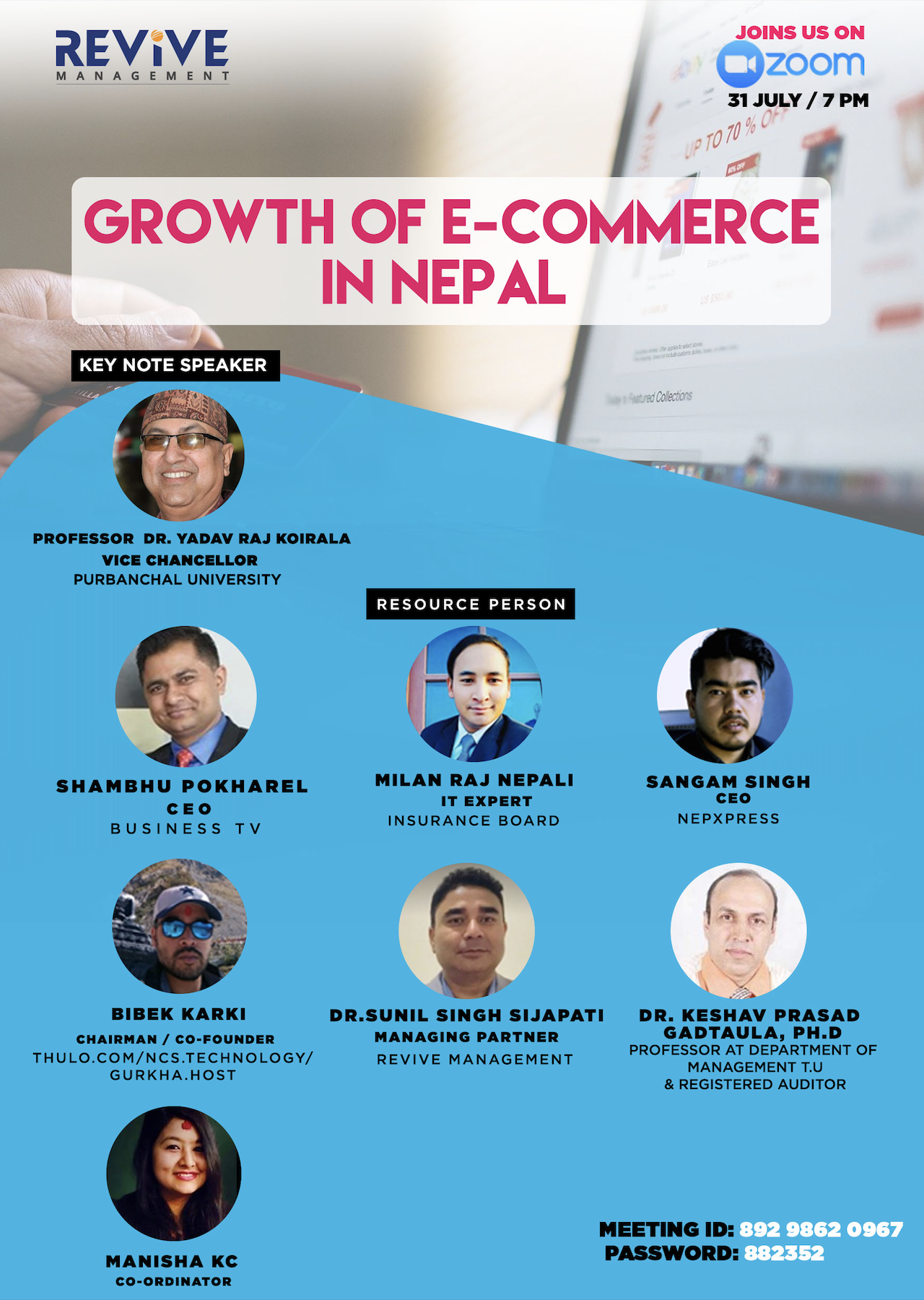 Growth Of E-commerce in Nepal